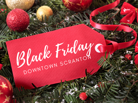 New Black Friday Traditions Begin in Scranton