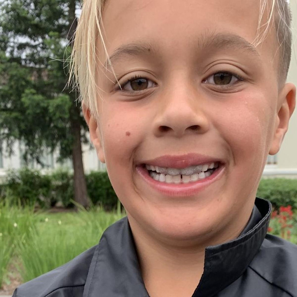 9-year-old Ryan Kyote