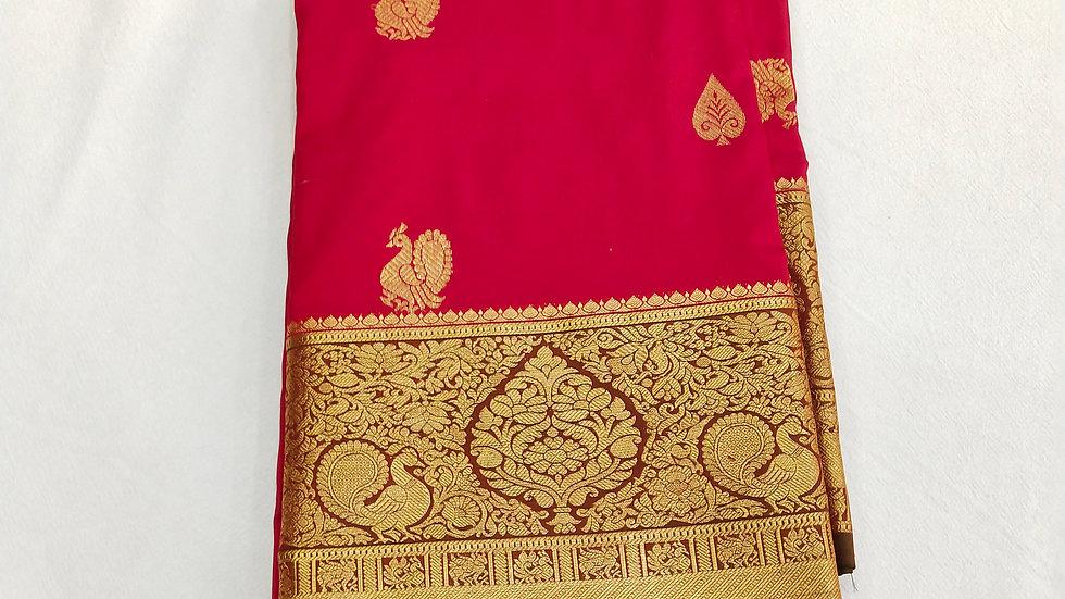 Saree Rani Color