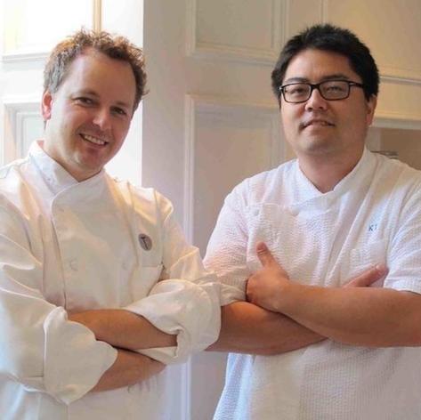 Mémère Chef Ciszak & Chef Takafuji