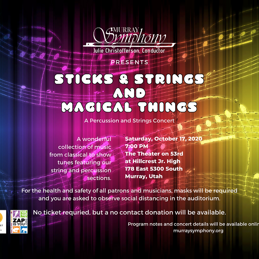 Sticks & Strings and Magical Things