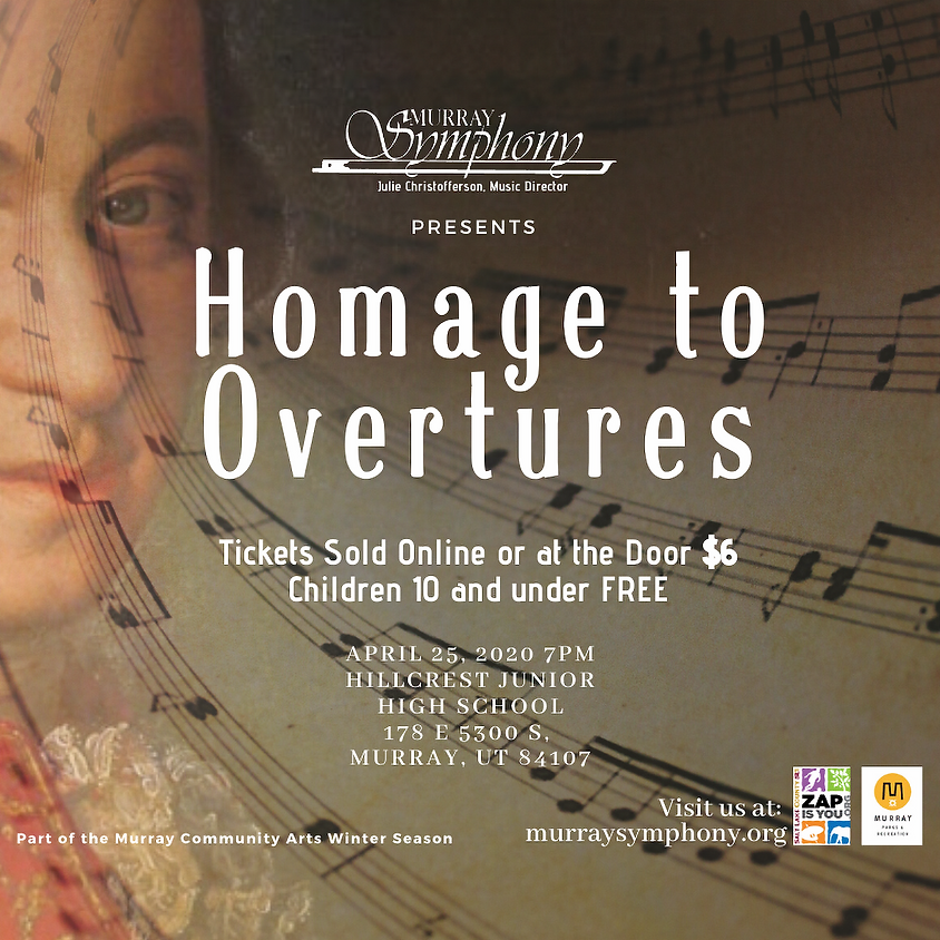 Homage to Overtures