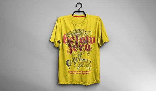 Below Zero   T-Shirt-Design