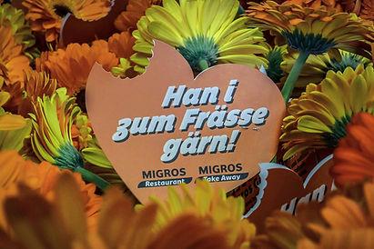Migros Gastro | Kampagne