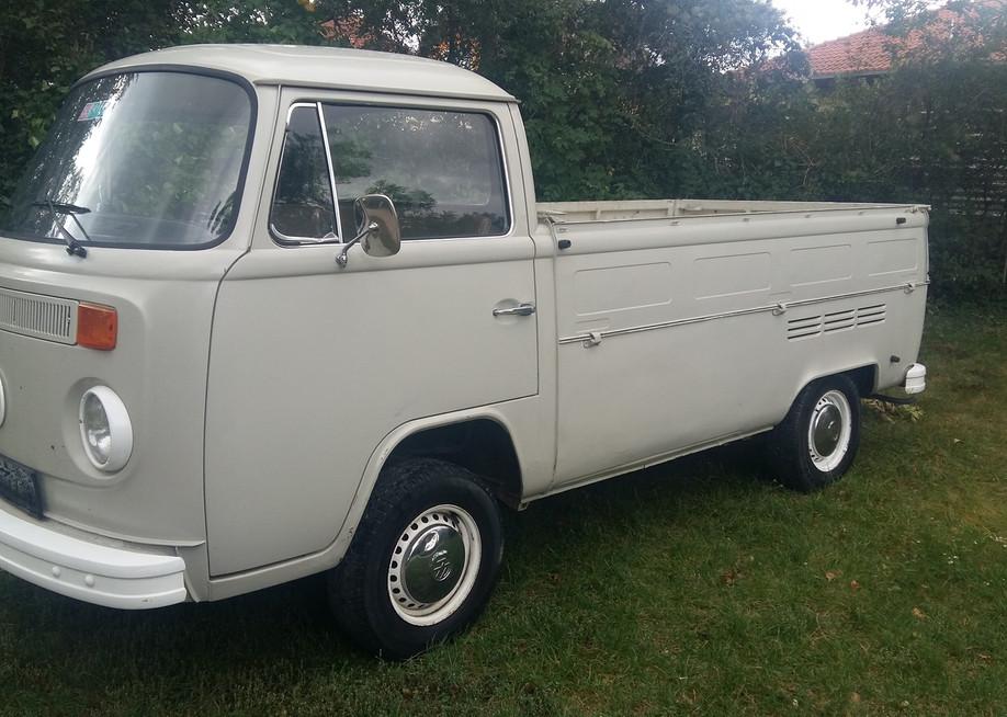 VW Bulli Pick Up