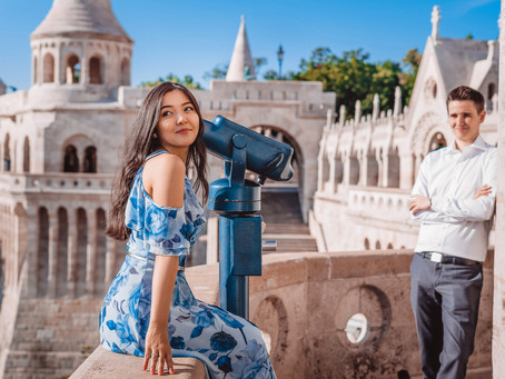 Top photogenic locations for photoshoot in Budapest