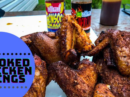 Easy Smoked Wings!