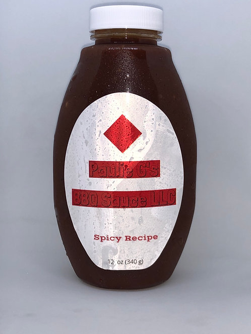 12 oz Spicy Sauce
