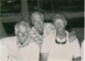 Steve Huff, Rick Ruoff, Harry Spear