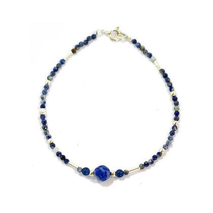 Minimalista Silver Bracelet