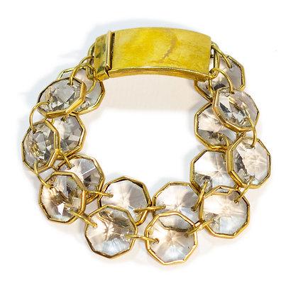 Bali Style - Cristal Bracelet - fine jewelry made in Seminyak, Bali from Bona Boutique