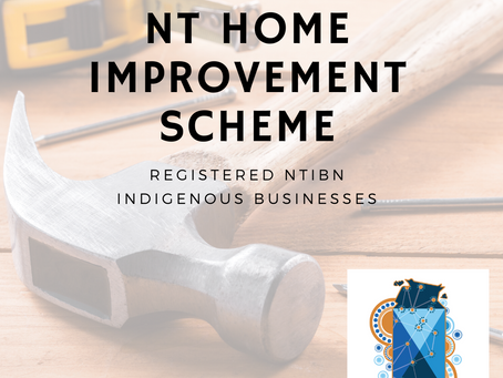 NT Home Improvement Scheme - Registered NTIBN Indigenous Businesses