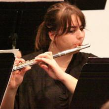 Katie Scoma, Principal Flutist