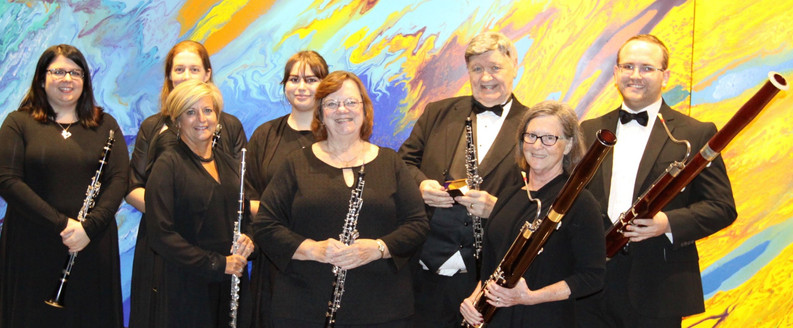 ASO 2018-2019 Woodwind Section