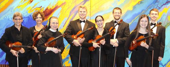 ASO 2018-2019 First Violins