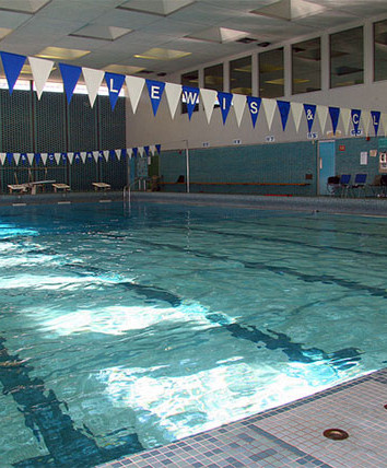 Hatheway Cultural Center Olympic Pool