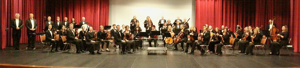 The 2018-2019 Alton Symphony Orchestra