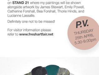 FRESH Art Fair 2019