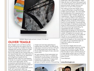 Evolver Magazine Feature