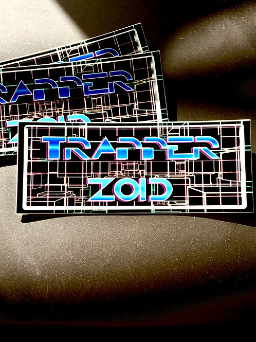 Trapper Zoid Sticker Grid