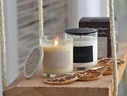 Bougies parfumées Les Sens de Marrakech