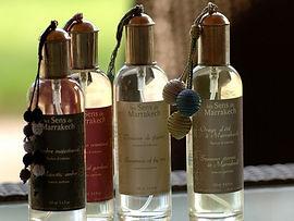 Parfums d'intérieur à vaporiser Les Sens de Marrakech