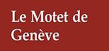 Logo Le Motet de Genève