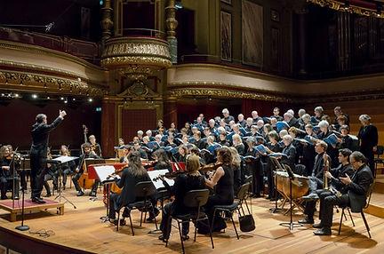 La Psallette de Genève au Victoria Hall
