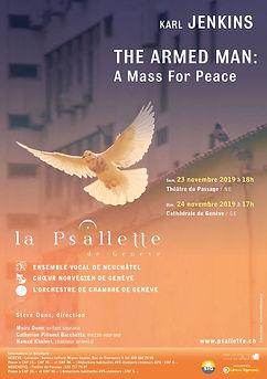 La Psallette de Genève, Karl Jenkins, The Armed Man
