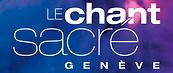 Logo le Chant Sacré Genève