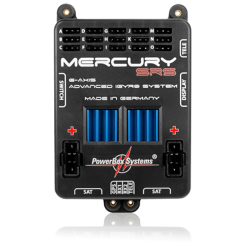 PowerBox Mercury SRS