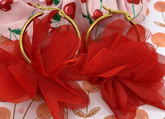 Boucles d'oreilles Colors