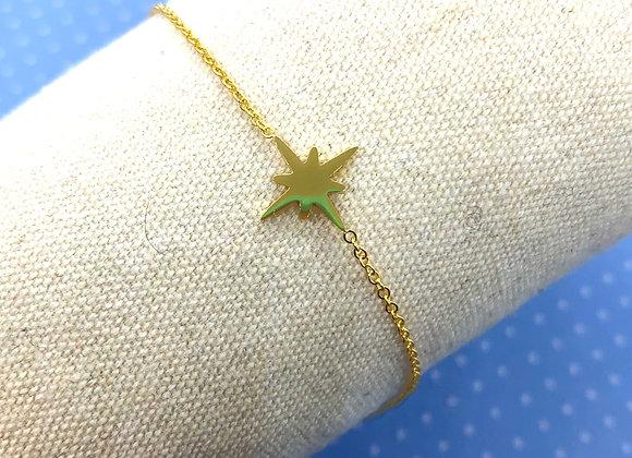 Bracelet Étoile du Nord