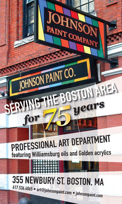south end open studios ad