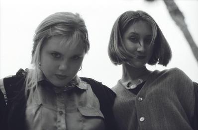 Paloma and Hillary