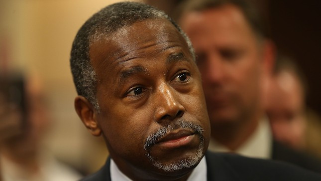 Ben Carson Awakens from Year-Long Fugue State; Discovers He Ran for President