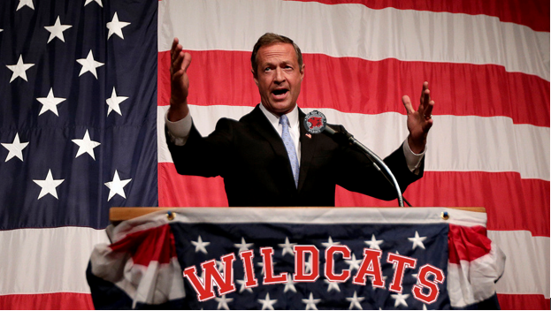 O'Malley Bob Bop Bops to the Top With New Campaign Slogan
