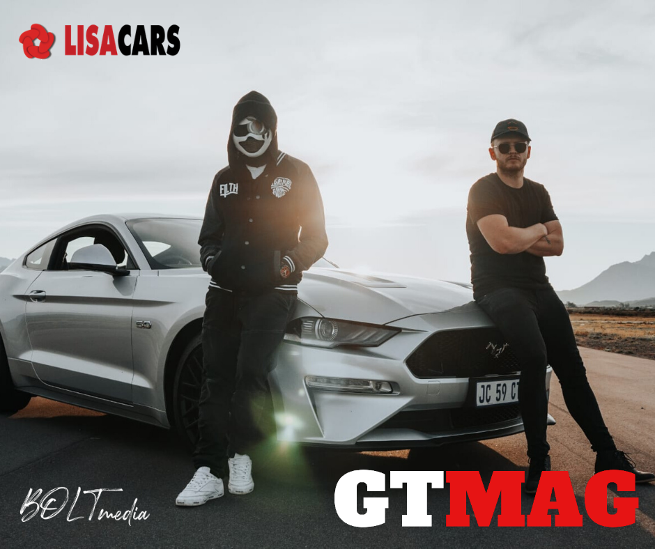 LisaCars boosts GT MAG!