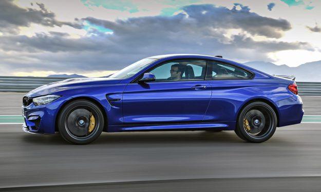Car News BMW M4 CS