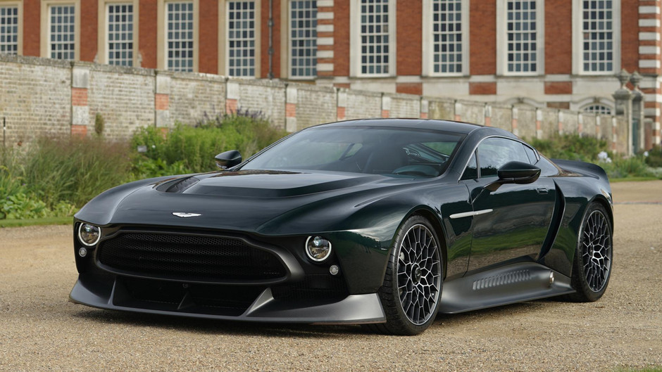Deadly! One-off Aston Martin Victor is murderous