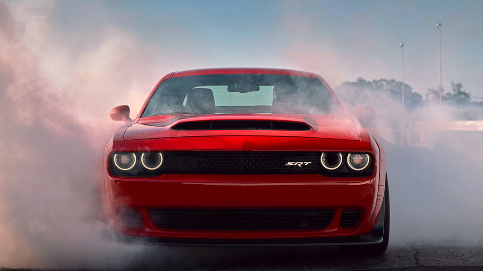 SAD NEWS! World's last ever Dodge Demon blasts off assembly line