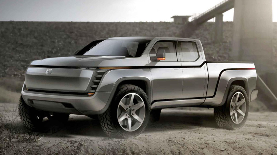This is America's coolest-named bakkie