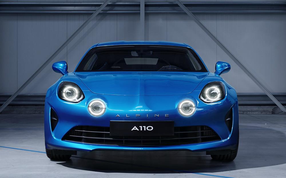 Alpine A110 Preview