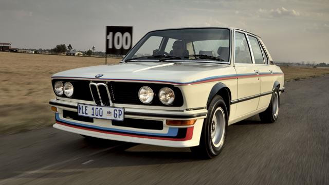 South Africa saves its rarest BMW!