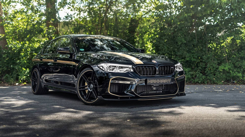 An M5 by Manhart to steal your heart!