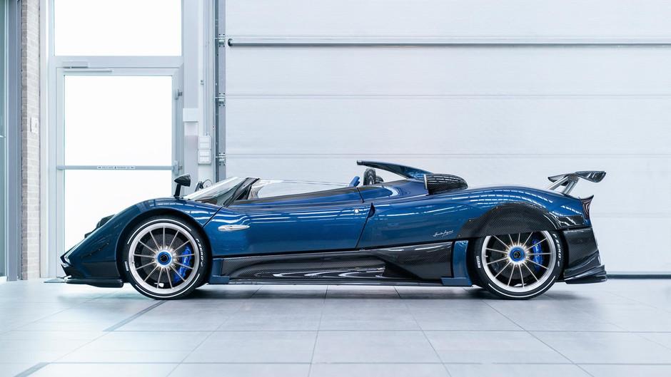 Gorgeous Pagani Zonda HP Barchetta will cost R236m