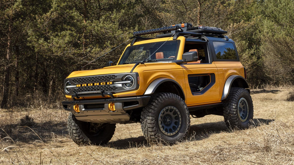 Yoh! New Bronco is A-ma-zing