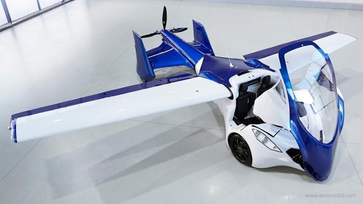aeromobile car news