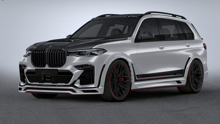 Please do this to your BMW X7