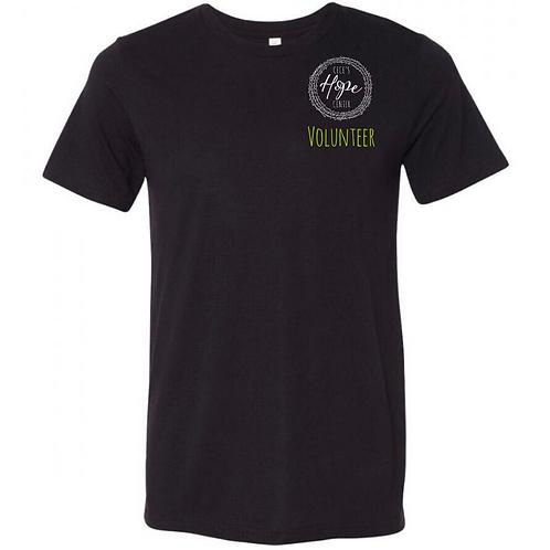CHC T-Shirt - Volunteer
